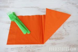 Carrot-Napkin-Bundles-step-3